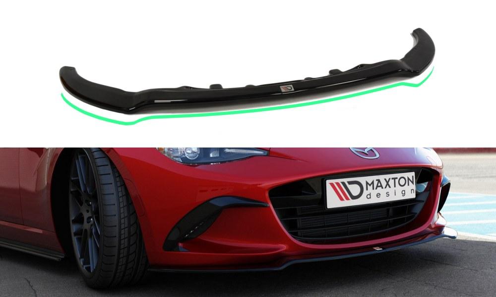 Splitter Przedni Mazda MX-5 MK4 V.2 - GRUBYGARAGE - Sklep Tuningowy